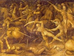 chateaux-de-Bourgogne  Ancy le Franc bataille-de-pharsale