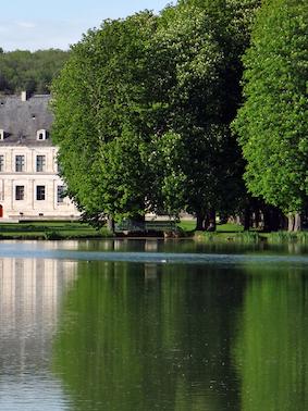 Bienvenue en Bourgogne le château d'Ancy-le-Franc