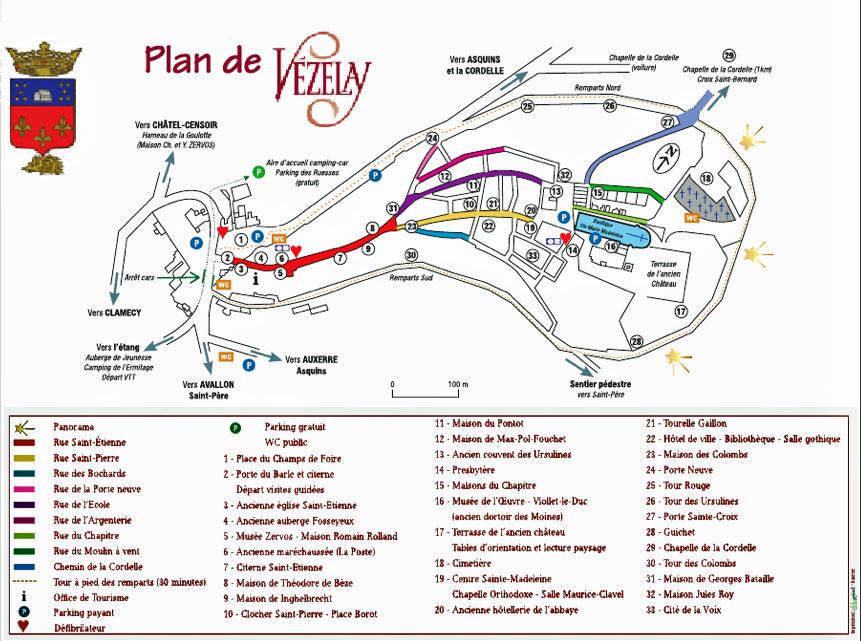 Visites Guides De La Basilique Basiliquedevezelayorg